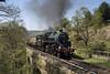 76079 at Waterark 6/5/2018 (TomNoble7) Tags: br standard 4 76079 nymr grosmont goathland waterark moorlander north yorkshire moors railway steam train