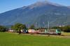 Modalohr pour l'Italie (Maxime Espinoza) Tags: 36300 36000 36351 fret sncf train modalohr marchandises autoroute ferroviaire alpine maurienne epierre argentine camion alstom astride