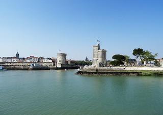 La Rochelle au mois de Mai