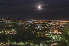 Lights on the city - Bergamo (M-Gianca) Tags: notte night bergamo luci sony a6500 zeiss city città