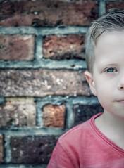 David... (hobbit68) Tags: sohnemann son sohn wall mauer children child kind kinder