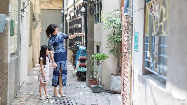 台南親子旗袍寫真 9