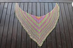 2018.05.17. katia jaipur shawl 3547m (villanne123) Tags: 2018 shawl scarf pitsineule pitsihuivi lace villanne puuvillalanka katiajaipur neulottu knitting huivit handknitted handknit