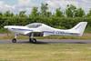 G-CENO - 2007 Yeoman built Aerospool WT9 Dynamic, arriving at Eshott for the 2014 Great North Fly-in (egcc) Tags: 2014greatnorthflyin aerospool dy1882007 dynamic eshott gceno greatnorth greatnorthflyin lightroom wt9 williams yeoman yeomanlightaircraftcompany