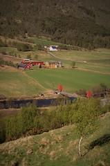 Vollan (KvikneFoto) Tags: kvikne hedmark norge landskap orkla elv river bru bridge nikkorh nikon mf