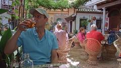 DSCF5585 Hotel America Granada, Alhambra, Granada (Thomas The Baguette) Tags: granada spain granadaspain espagne espana alhambra nesrid nesridpalace patiodelosleones lionfountain comares moorish fountains architecture gardens machuca alcazaba