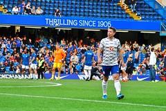 Chelsea Legends Charity Match (gary8345) Tags: 2018 uk unitedkingdom greatbritain britain england london londonist chelsea chelseafootballclub chelsealegends chelseafc snapseed football footballer