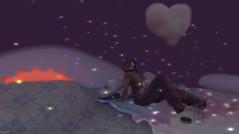 dreaming stardust (elliedonut Resident) Tags: sweet kajira 8f8 halfdeer ddd schadenfreude sl secondlife