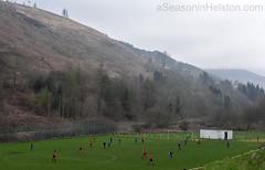 Garw SBGC 4, Tonyrefail BGC 0, South Wales Alliance League Division 1, April 2018 (darren.luke) Tags: wales welsh football landscape nonleague grassroots garw fc tonyrefail