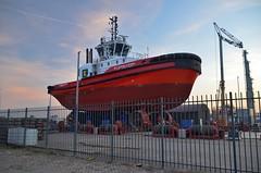RT Evolution (Hugo Sluimer) Tags: portofrotterdam port haven nlrtm zuidholland nederland holland onzehaven
