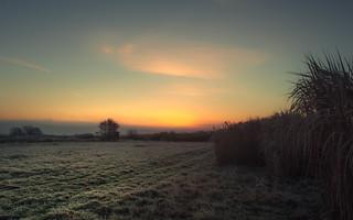 Colors of a Sunrise