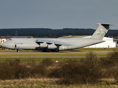 United States Air Force | Lockheed C-5M Super Galaxy | 87-0036 (Bradley's Aviation Photography) Tags: c5m lockheedgalaxy supergalaxy usaf galaxy unitedstatesairforce lockheedc5msupergalaxy raf lakenheath raflakenheath egul canon70d aviation plane flying cargo military