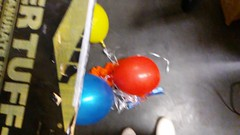 Sound FX Balloon Bursting 3 (neohypofilms) Tags: balloonballoonscolorscoloursshoeswoodclogs soundfxnoisepopburstfilm foley shoe shoes wood clogs floor balloon color colours red yellow blue pop popping bursting burst sound audio fx noise recortding post production