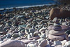 pebblestackIMG_6097 (mandyerush) Tags: pebbles seaweed sea minch isle skye otterburn driftwood lesser celadine crustacean beach fairy