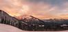 Last lights on Verzegnis (Ettore Trevisiol) Tags: ettore trevisiol nikon d7200 d300 friuli tree sunset blue hour goldenhour verzegnis tolmezzo winter snow