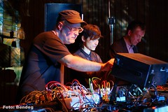 Superbooth18 - Magda, Blottertrax and Lillevan live (bendeg) Tags: superbooth superbooth18 2018 magda live