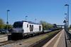 P1550430 (Lumixfan68) Tags: eisenbahn züge loks baureihe 247 dieselloks siemens vectron autozüge autozug sylt rdc debbie