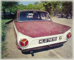 ~ 1966 - 4 door Ford Cortina Mk I .. 'Street Rod' (John(cardwellpix)) Tags: sunday 6th may 2018 1966 ford cortina mk i street rod 4 door newlands corner guildford surrey uk