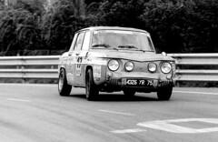 Montjuich 1.973 RENAULT R8 GORDINI Gr 2 (Manolo Serrano Caso) Tags: montjuich 1973 renault r8 gordini circuito track