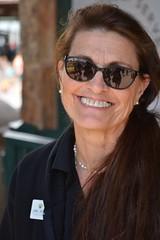 A smile on our way out (radargeek) Tags: okczoo oklahomacity zoo 2018 march portrait sunglasses staff