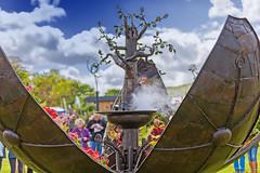 Greenhance: The Garden in the Egg (primosavage) Tags: garden egg 2018 rhs malvern spring show royal horticultual jonas eggert