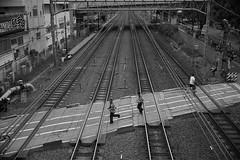 DSC01897 (tohru_nishimura) Tags: sonya7 nokton4014 sony cosina cv oimachi train station tokyo japan