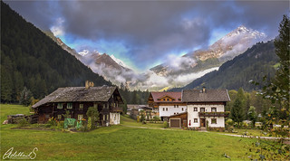 Alpine morning under the Grossglockner, Austria