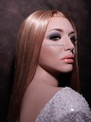 Lilia (dashndazzle) Tags: dashndazzle mannequin makeup rootstein lilia high life
