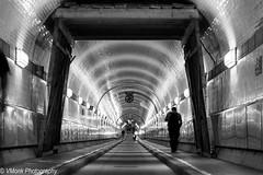 Alter Elbtunnel (vmonk65) Tags: nikon nikond810 hamburg hamburgerhafen tupe tunnel people personen strase street architektur architecture linien lines