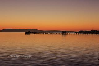 Sunrise Boston Bay Port Lincoln