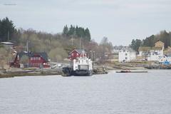 """""""Lofotferje-I"""" (OlafHorsevik) Tags: ferge ferje ferga ferja ferry lofotferjei boreal digermulen raftsundet"""