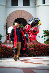 Salvador Graduates from SDSU (EthnoScape) Tags: sdsu sandiegostateuniversity grad graduate graduation ba bachelorofarts degree television film media televisionfilmmedia new mediamajorfilm studies writer writing education university college balloon balloons capandgown mortarboard sash regalia commencement sdsugrad2018 congratulations achievement motivation intelligent maturity riteofpassage architecture spanish colonial mission ethnoscape ethnoscapeimagery