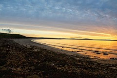 Sunset from Deerness (jdt1664) Tags: orkney scotland sea coast coastalview seaview beach sunset redskies longexposure sand