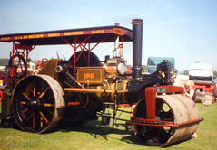 Aveling & Porter Steam Roller (SR Photos Torksey) Tags: steam traction engine rally roller vintage show classic road aveling porter