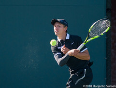 Stanford vs University of Washington 2018 (harjanto sumali) Tags: davidwilczynski ncaa pac12 stanford sport tennis