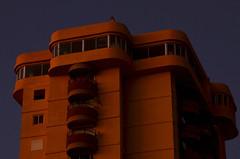 Evening architecture (Basse911) Tags: house building lasteveninglight playadelasamericas tenerife teneriffa canaryislands islascanarias