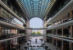 Mall of Berlin (Elbmaedchen) Tags: architektur einkaufszentrum mallofberlin center berlin