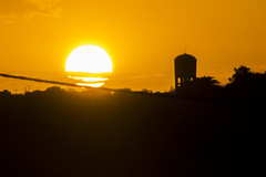por do sol (empsistemas) Tags: sun sunshine por do sol amarelo yellow