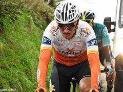 DSCN3851 (Ronan Caroff) Tags: cycling cyclisme ciclismo cyclist cycliste cyclists velo bike course race trobroleon coupedefrance france bretagne breizh brittany 29 finistère lannilis ribin ribinou dust mud poussiere boue men man sport sports avril april