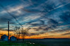 Go back to what works (tquist24) Tags: goshen hdr indiana nikon nikond5300 outdoor clouds evening farm geotagged rural sky sunset tree trees unitedstates silos