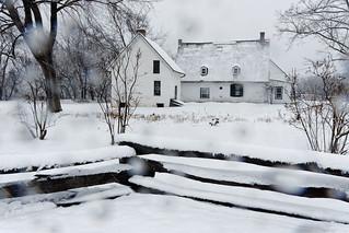 Mabee Farm House
