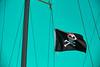 Arrrr-Ahoy Maties (amarilloladi) Tags: pirateflag flags pirates 7dwf sailing sailboat mast sky