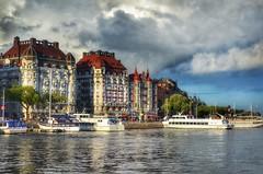 Stockholm (Aránzazu Vel) Tags: scandinavia urban cityscape sweden sverige suecia svezia estocolmo stoccolma stockholm strandvägen