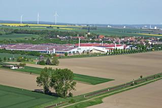 Dachziegelwerk in Groß-Ammensleben - Nibra