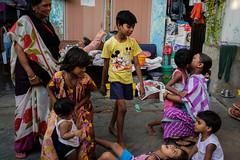 Together (SaumalyaGhosh.com) Tags: together family people habitat color india kolkata street streetphotography xt2 fuji