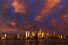 2018-05-17_04-35-24 ([ raymond ]) Tags: cityscape clouds hudsonriver landscape manhattan newyorkcity nyc rainbow skyline storm weather