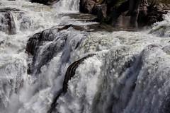 Flowing falls (NinjaCat1212) Tags: crashing white shoshone daylight light natural nature outside river water waterfalls landscape outdoors idaho