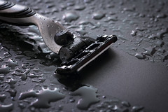 Manual Shaver (mak_9000) Tags: macro shave razor macromonday readyfortheday