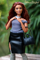 curvy girls mmodeling (wixanawiggova) Tags: barbie doll dolls barbiedoll madetomove mtm jointed