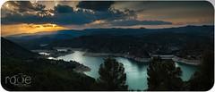 Atardecer (ROGE gonzalez ALIAGA) Tags: naturaleza atardeceres paisaje yeste